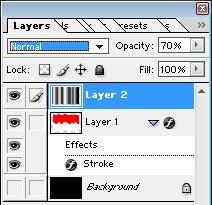 Tutorial  Photoshop - Membuat Bendera Berkibar